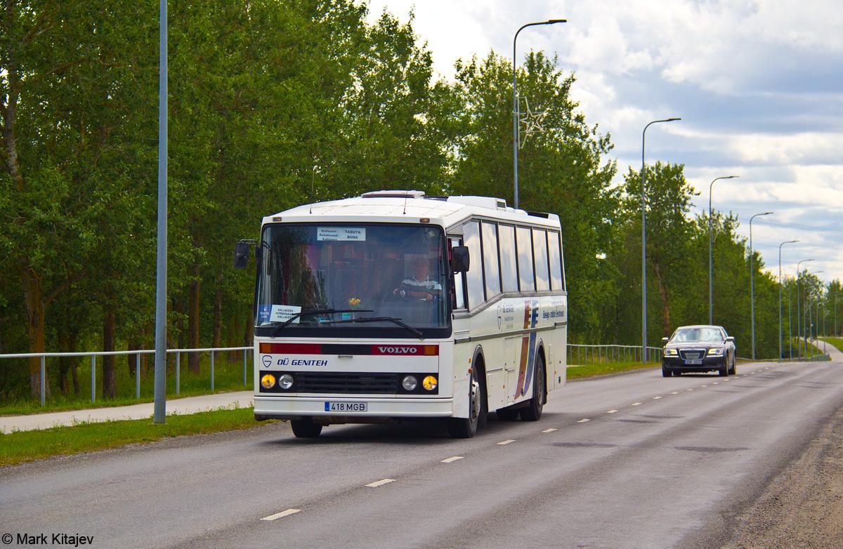 Tallinn, ARNA Concorde № 418 MGB