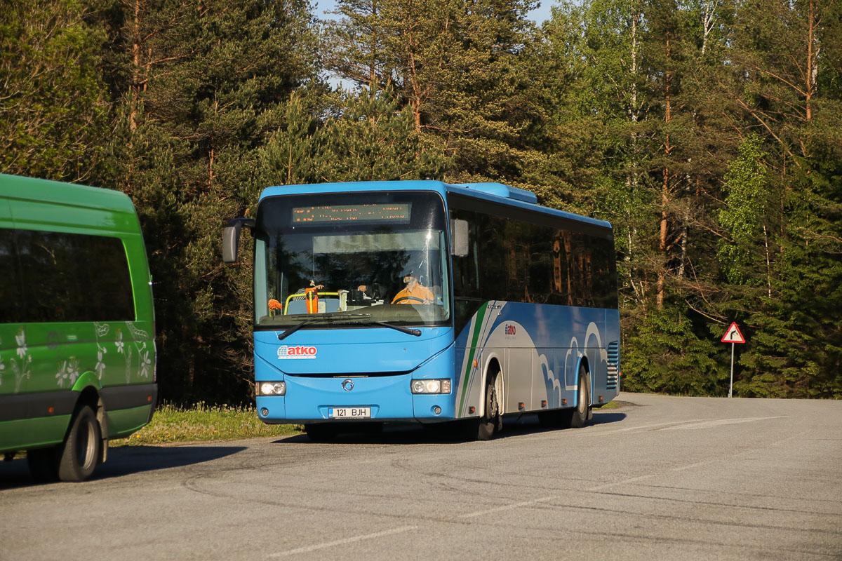 Tallinn, Irisbus Crossway 12M № 121 BJH