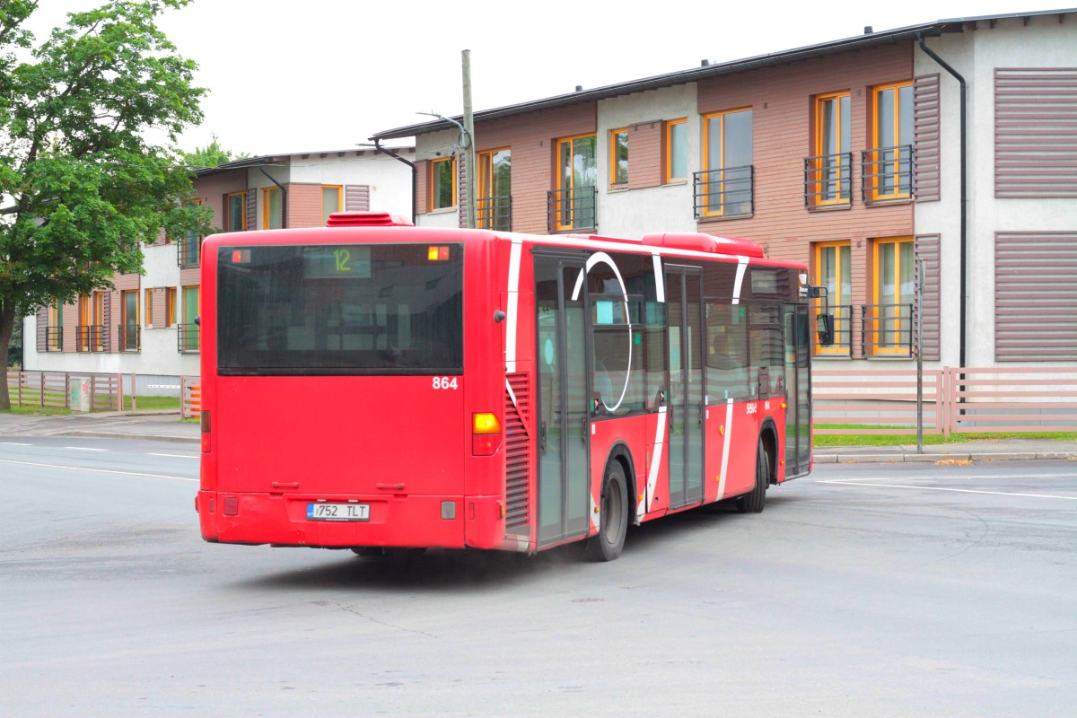 Tartu, Mercedes-Benz O530 Citaro № 864