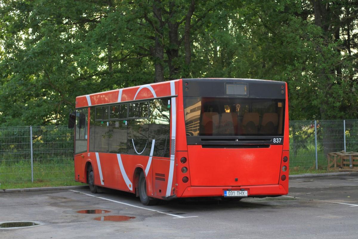 Tartu, МАЗ-206.069 № 837