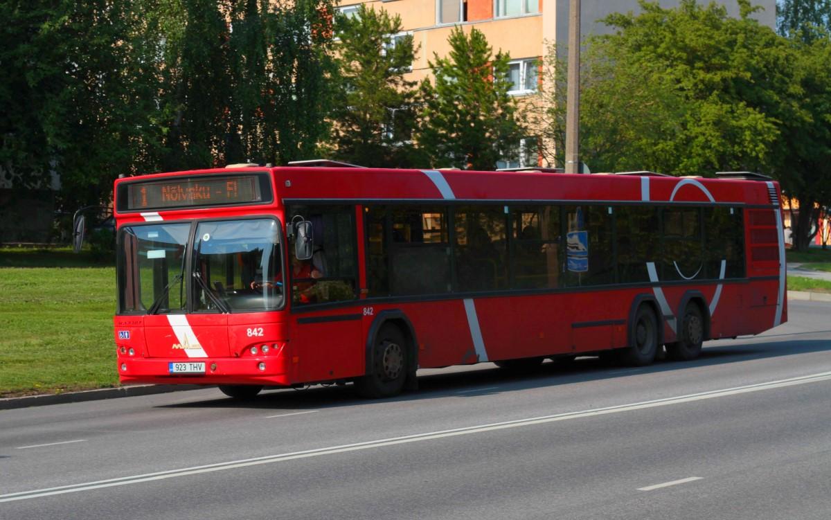 Tartu, МАЗ-107.469 № 842