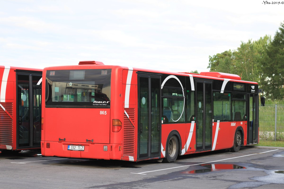 Tartu, Mercedes-Benz O530 Citaro № 865
