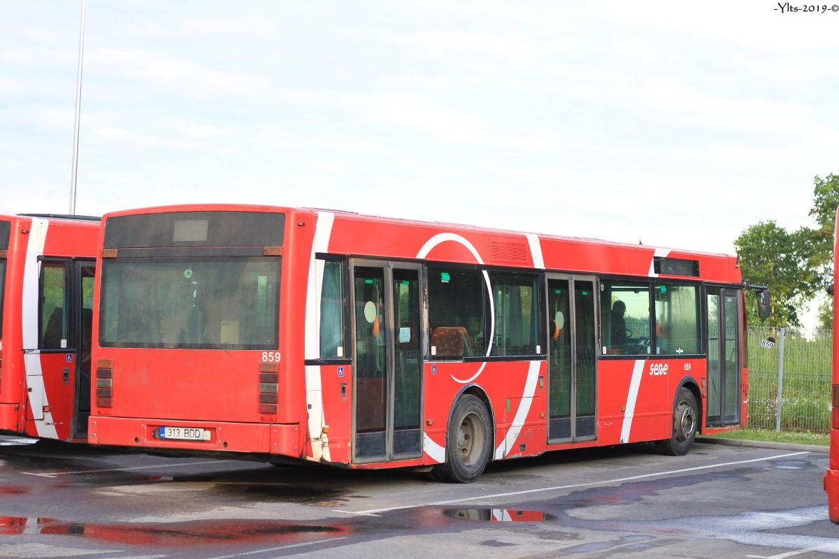 Tartu, Van Hool A300 № 859