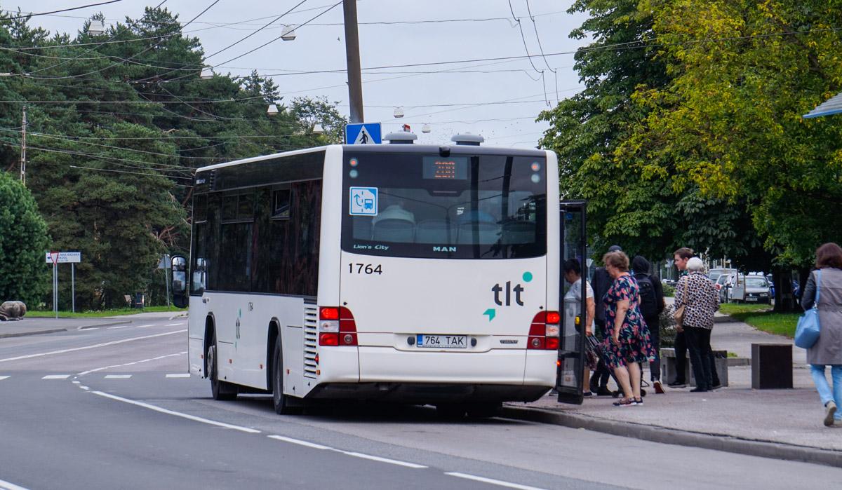 Tallinn, MAN A78 Lion's City LE EL293 № 1764