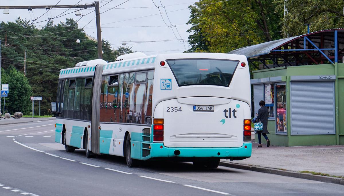 Tallinn, Scania OmniLink CL94UA 6X2LB № 2354