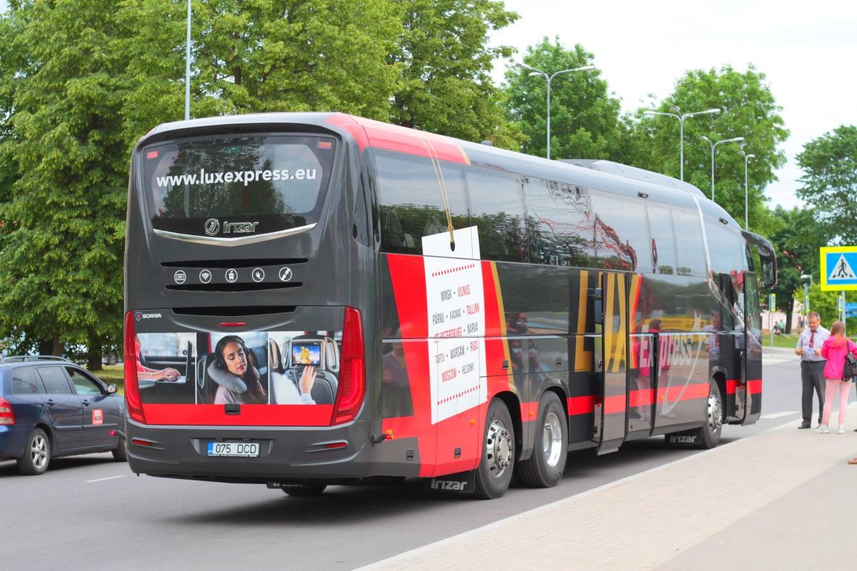 Tallinn, Irízar i6S 15-3,7 № 075 DCD