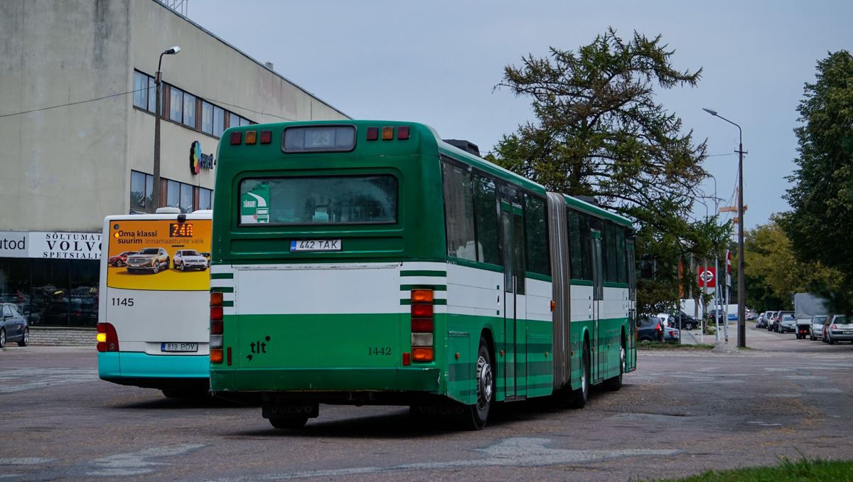 Tallinn, Säffle 2000 № 1442