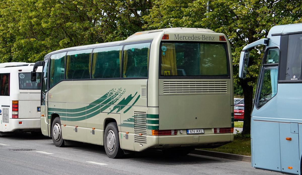 Loksa, Mercedes-Benz O404-10RHD № 414 AXL Tallinn — XXVII laulu- ja XX tantsupidu (Minu arm)