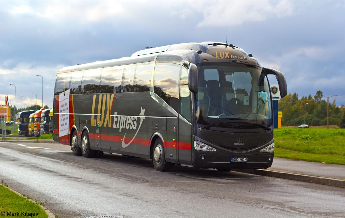Tallinn, Irízar i6 15-3,7 № 002 HDH