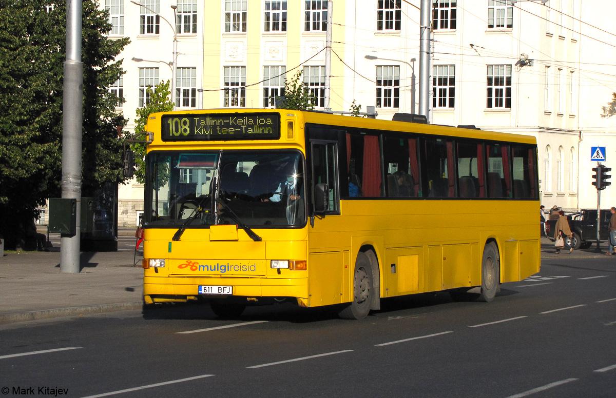 Tallinn, Säffle 2000NL № 611 BFJ