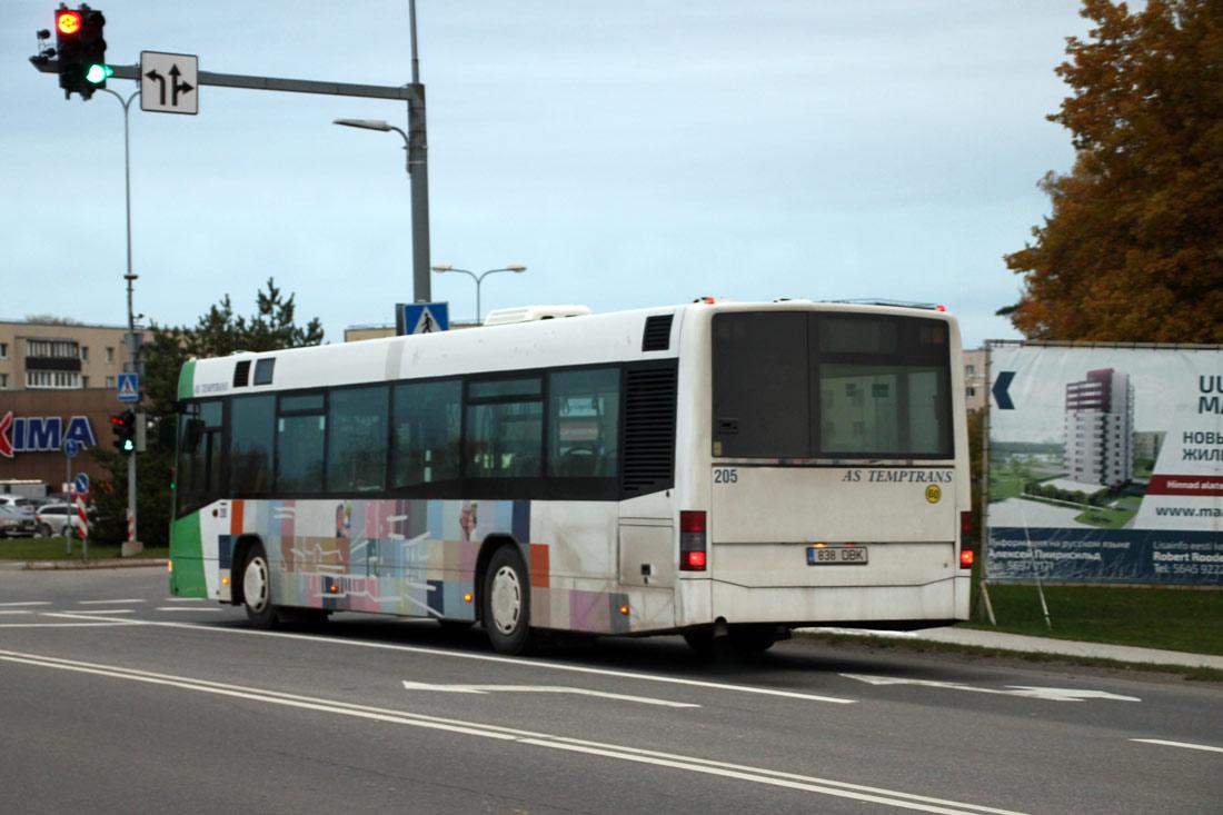Maardu, Volvo 7700 № 205