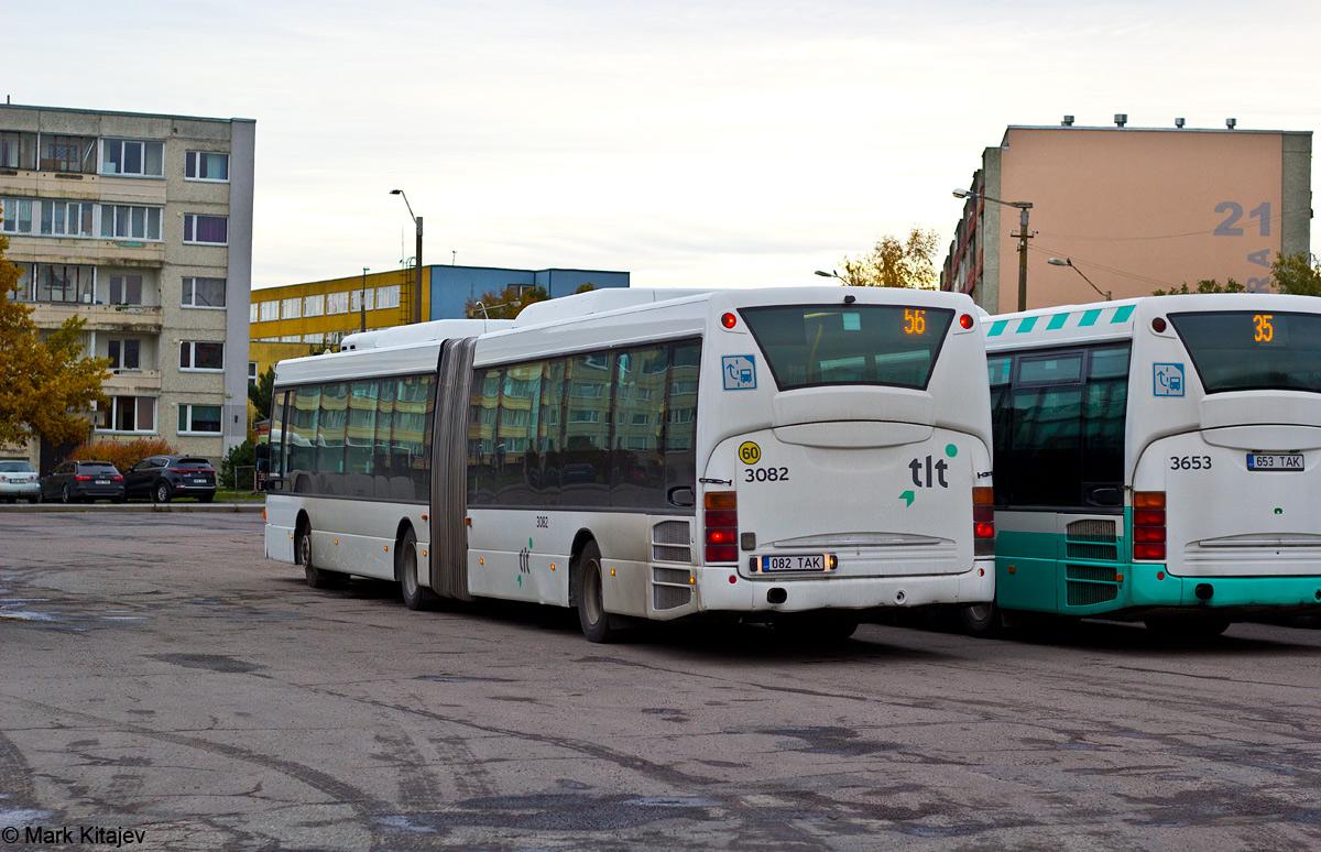 Tallinn, Scania OmniLink CL94UA 6X2LB № 3082