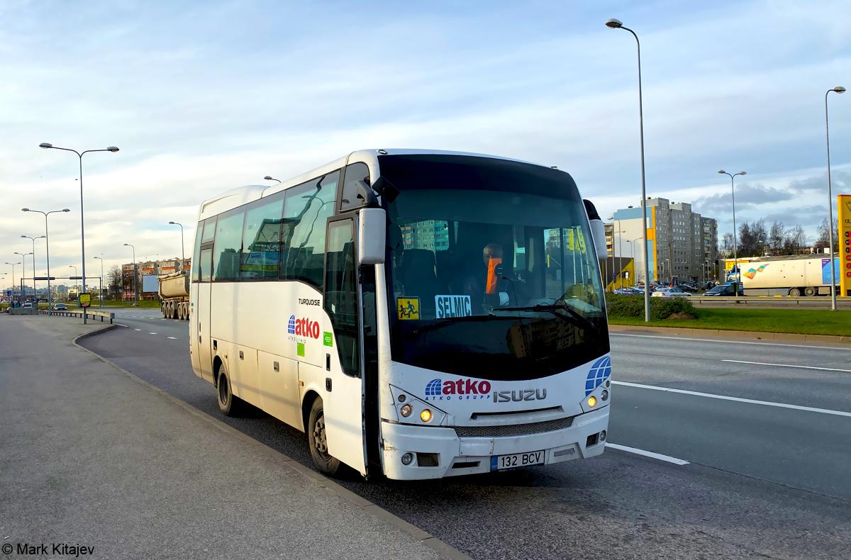 Tallinn, Isuzu Turquoise № 132 BCV