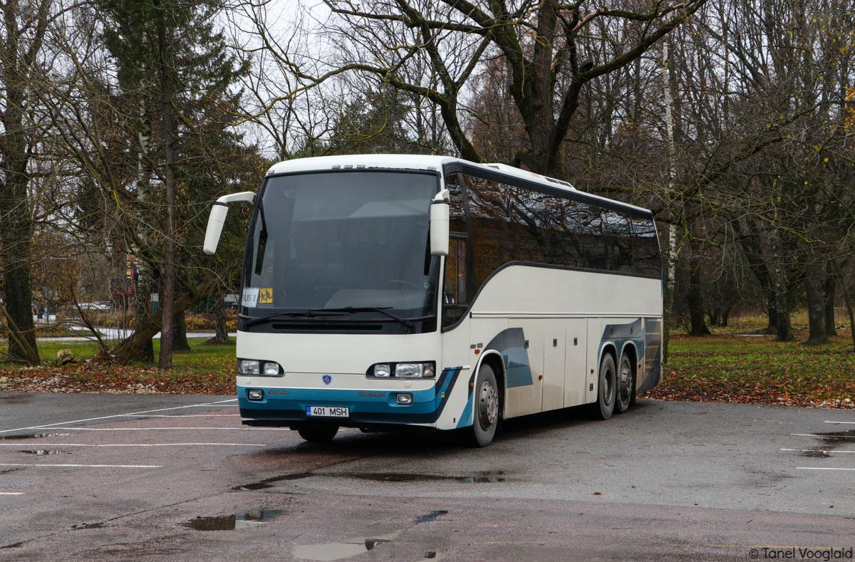 Tallinn, Carrus Star 602 № 401 MSH