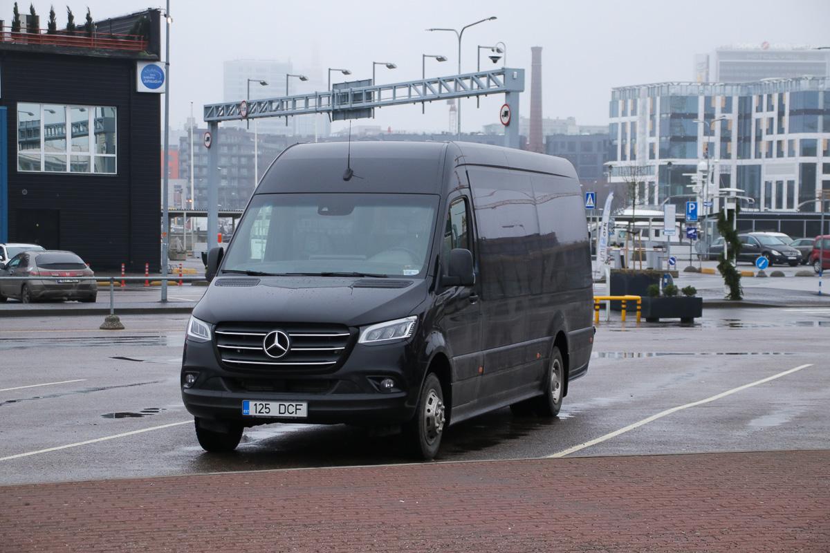Tallinn, Mercedes-Benz Sprinter 519CDI № 125 DCF