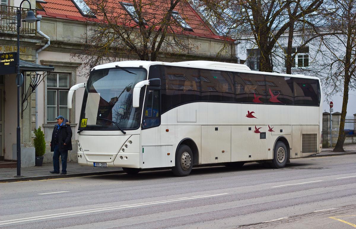 Tallinn, Jonckheere Arrow 70 № 655 DBG