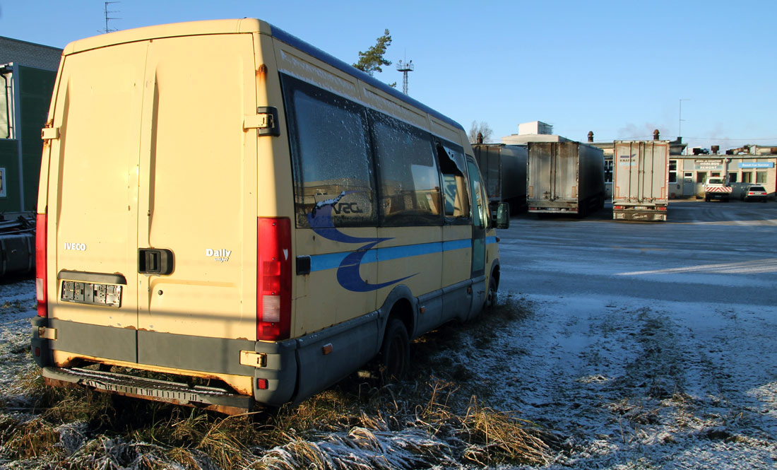 Paide, IVECO Daily 50C13V № 613 ATA