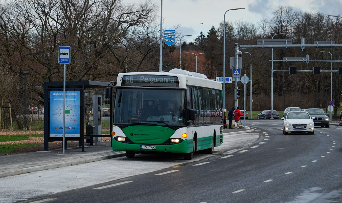 Tallinn, Scania OmniLink CL94UB № 3527
