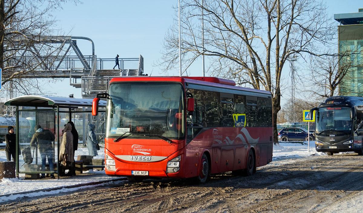 Tartu, IVECO Crossway Line 10.8M № 236 MJP