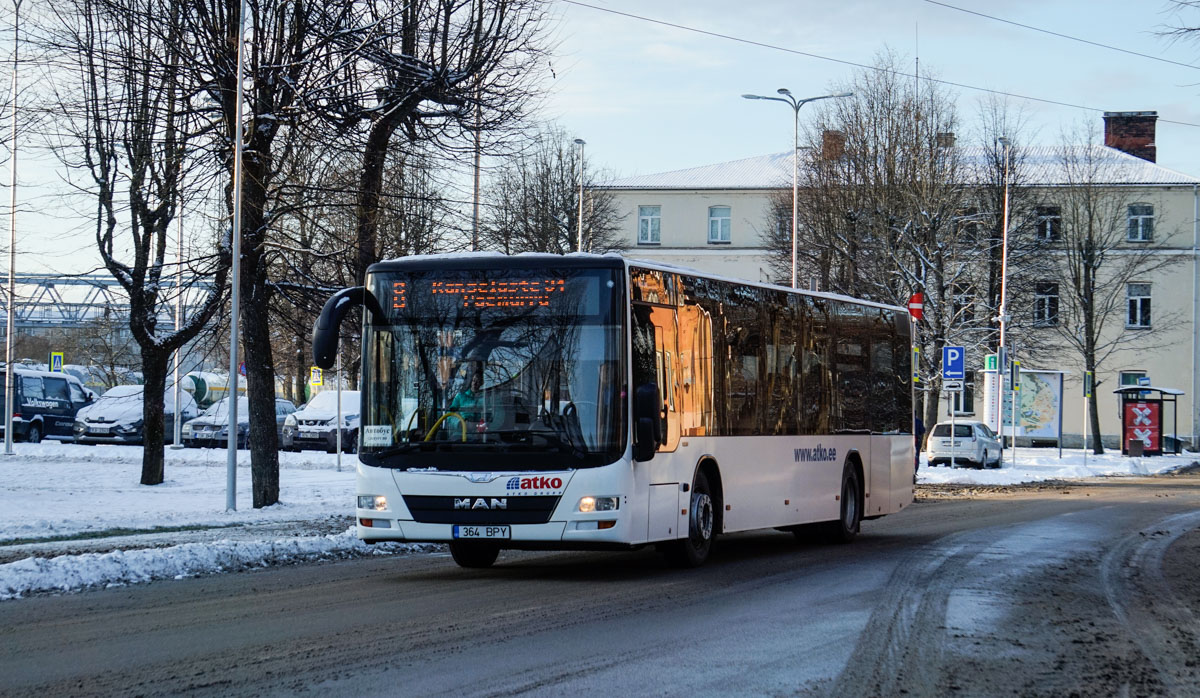Narva, MAN A21 Lion's City NL283 № 364 BPY