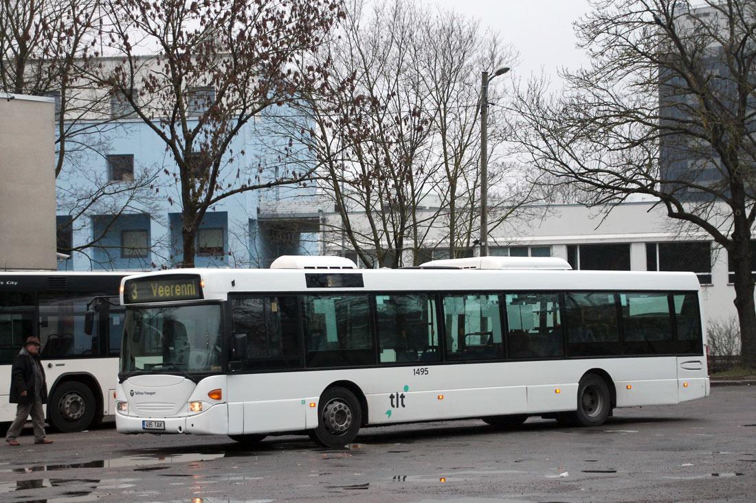 Tallinn, Scania OmniCity CN94UB 4X2 № 1495