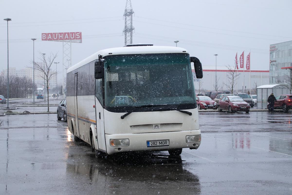 Tallinn, SOR C 10.5 № 282 MGR