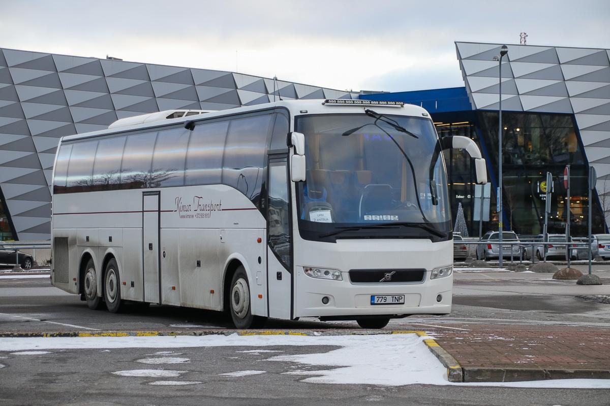 Tartu, Volvo 9700HD NG № 779 TNP