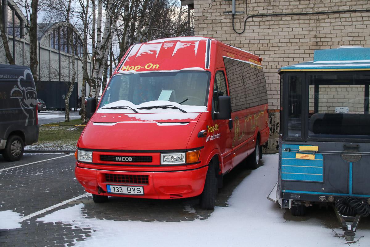 Tallinn, IVECO Daily 50C15 № 133 BYS