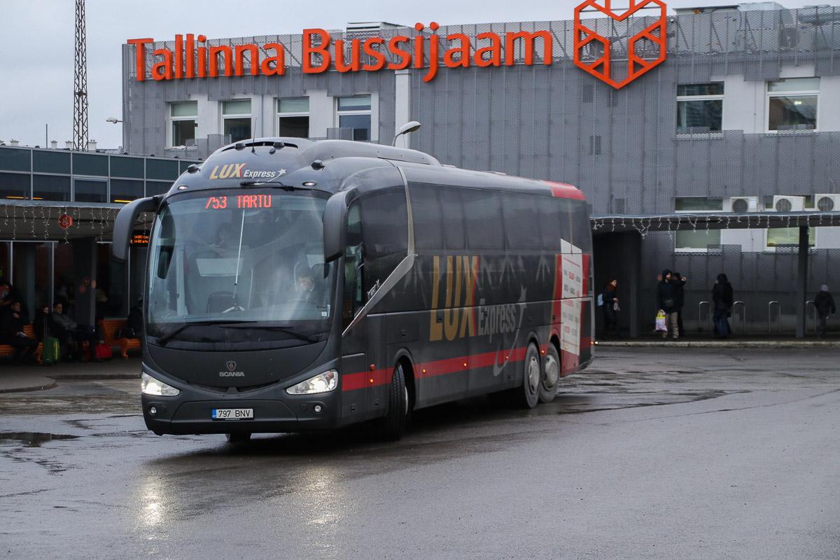 Tallinn, Irízar i6 15-3,7 № 797 BNV
