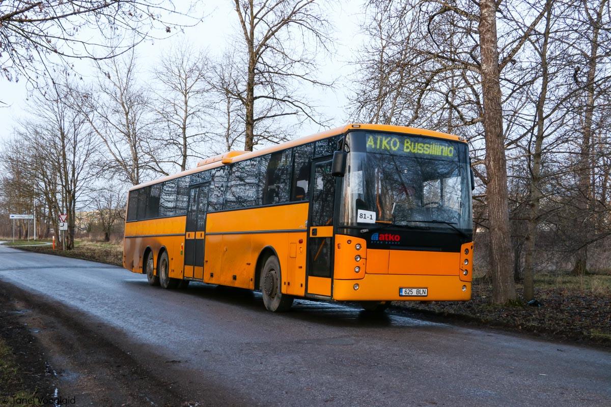 Kohtla-Järve, Vest Contrast № 625 BLN