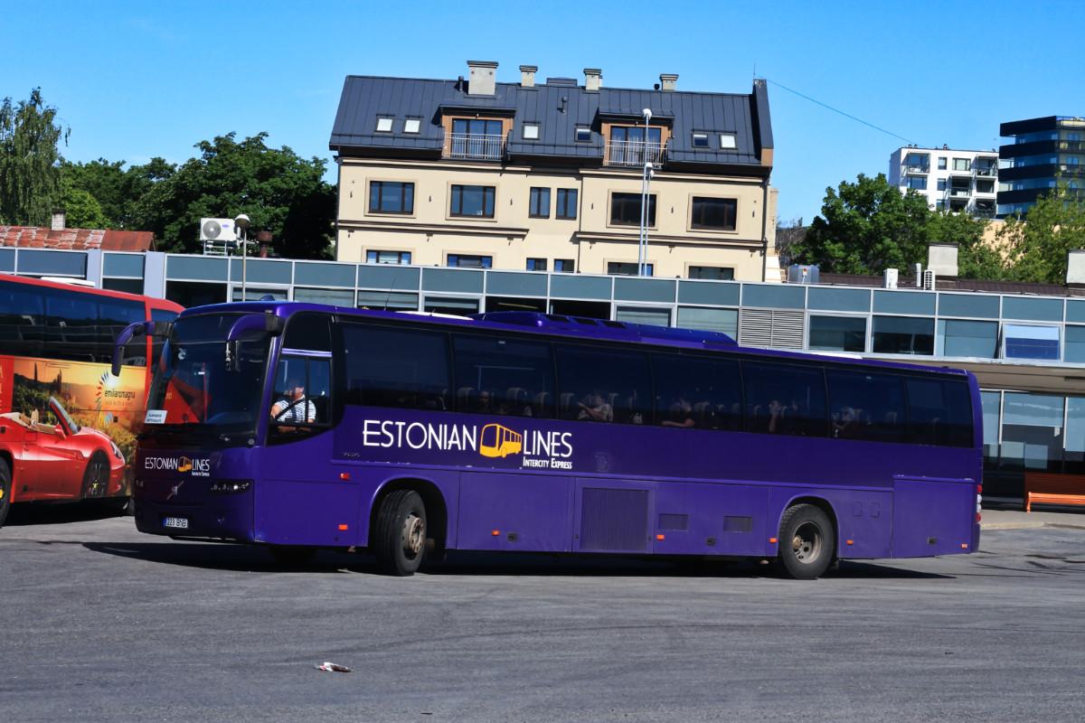 Tallinn, Volvo 9700S № 223 BNB