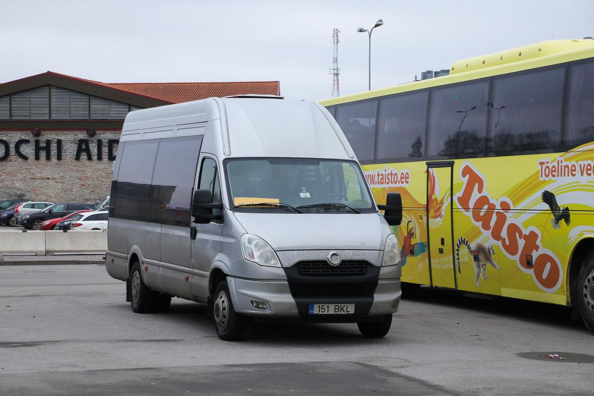 Pärnu, IVECO Daily 50C17 № 151 BKL