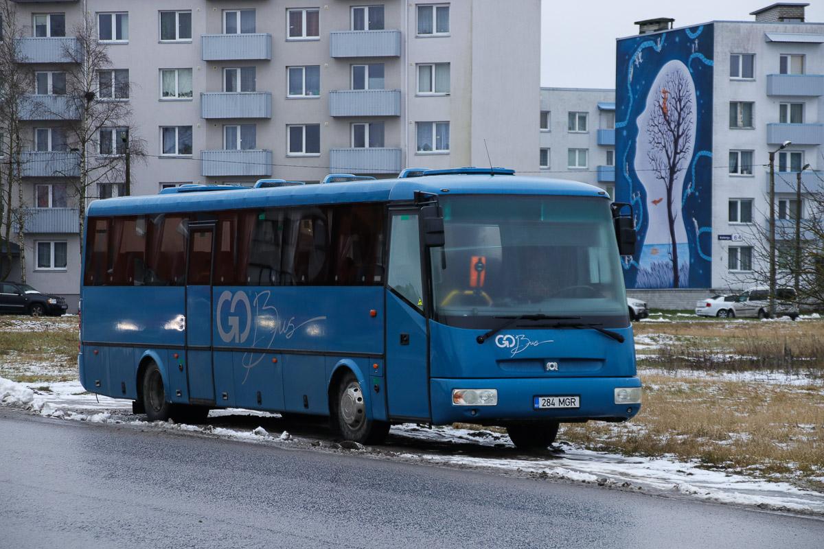 Tallinn, SOR C 10.5 № 284 MGR