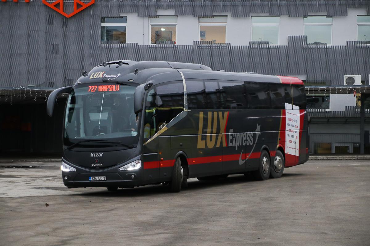 Tallinn, Irízar i6 15-3,7 № 624 LDN