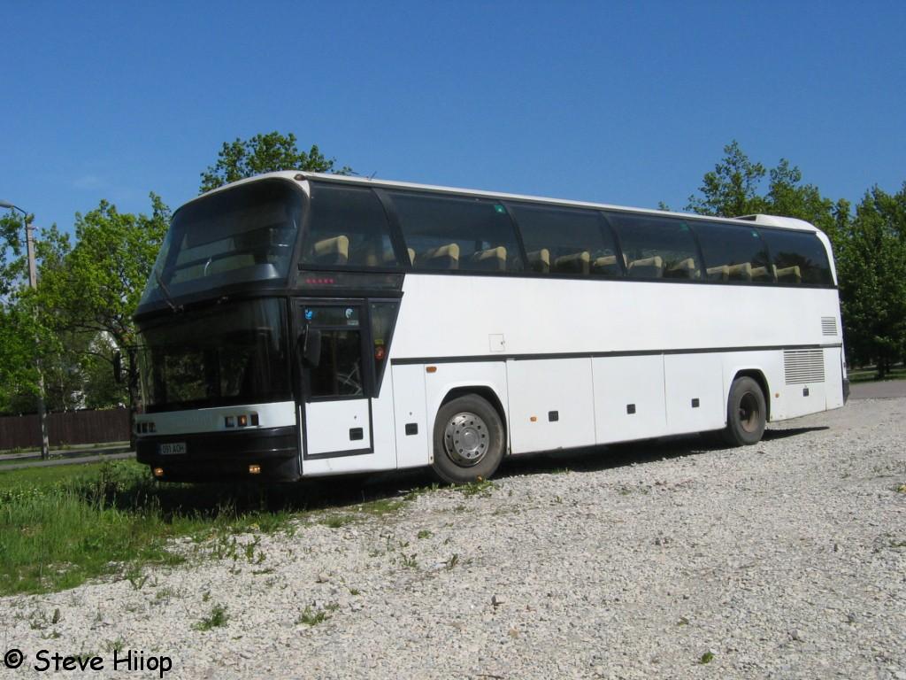 Sillamäe, Neoplan N117/2 Spaceliner № 091 AOH