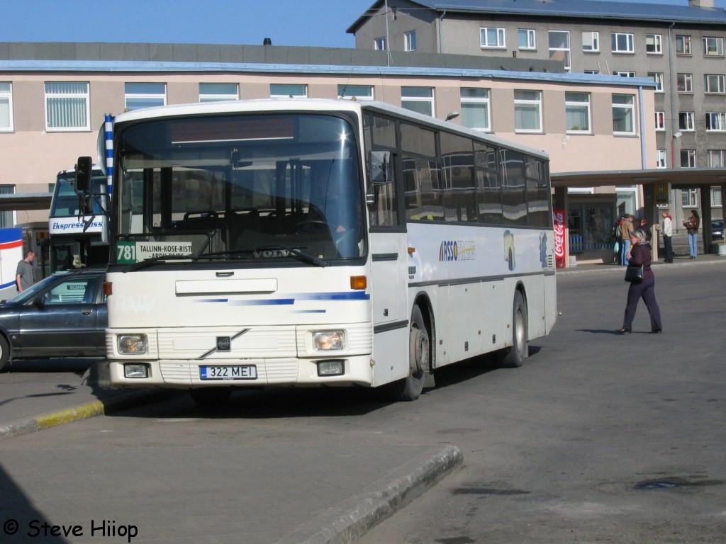 Paide, Steyr SBL12 № 322 MEI