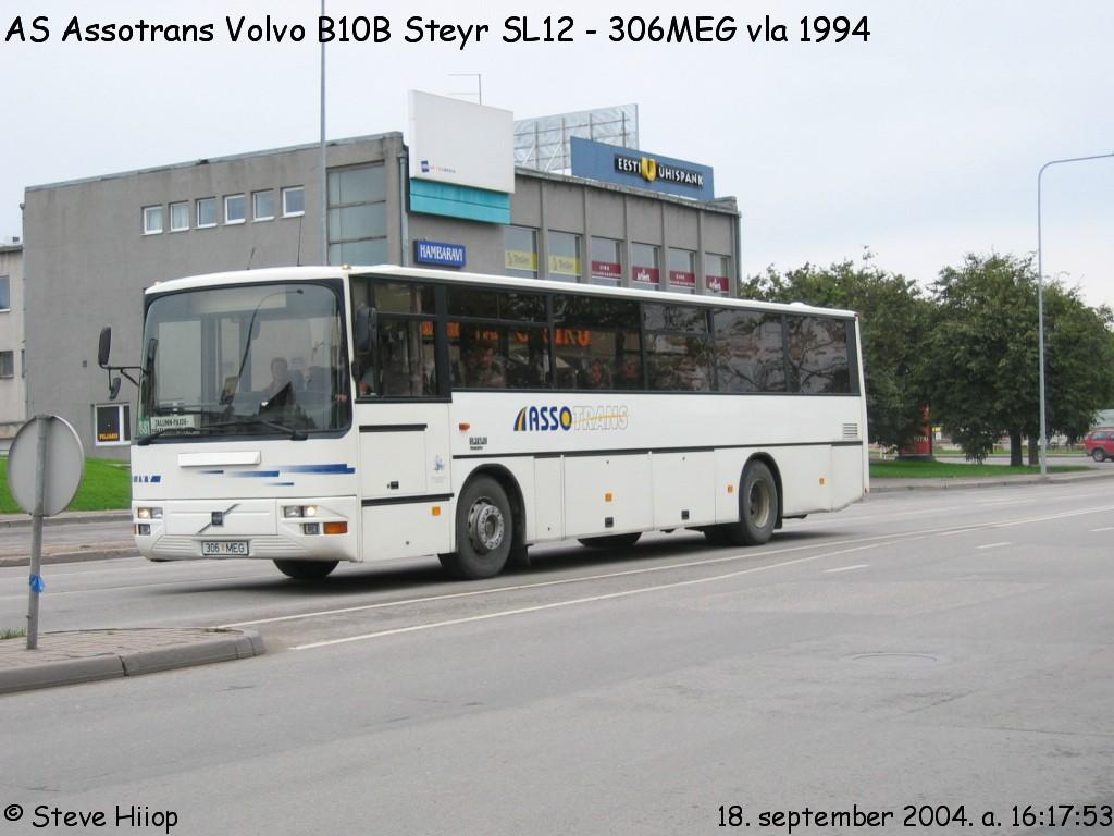 Paide, Steyr SBL12 № 306 MEG