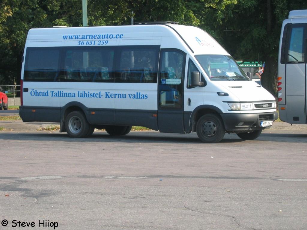 Tallinn, IVECO Daily 50C14V № 697 AVJ