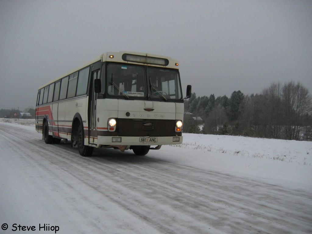 Paide, VBK M42 № 601 ANC