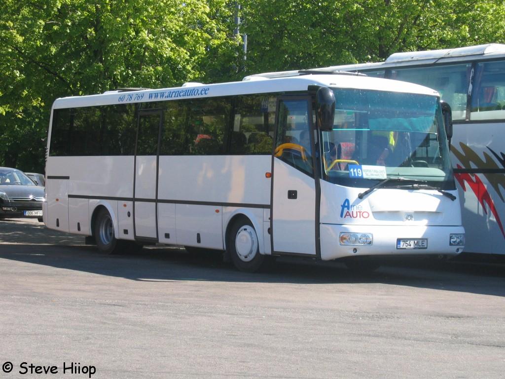 Tallinn, SOR C 9.5 № 754 MLE