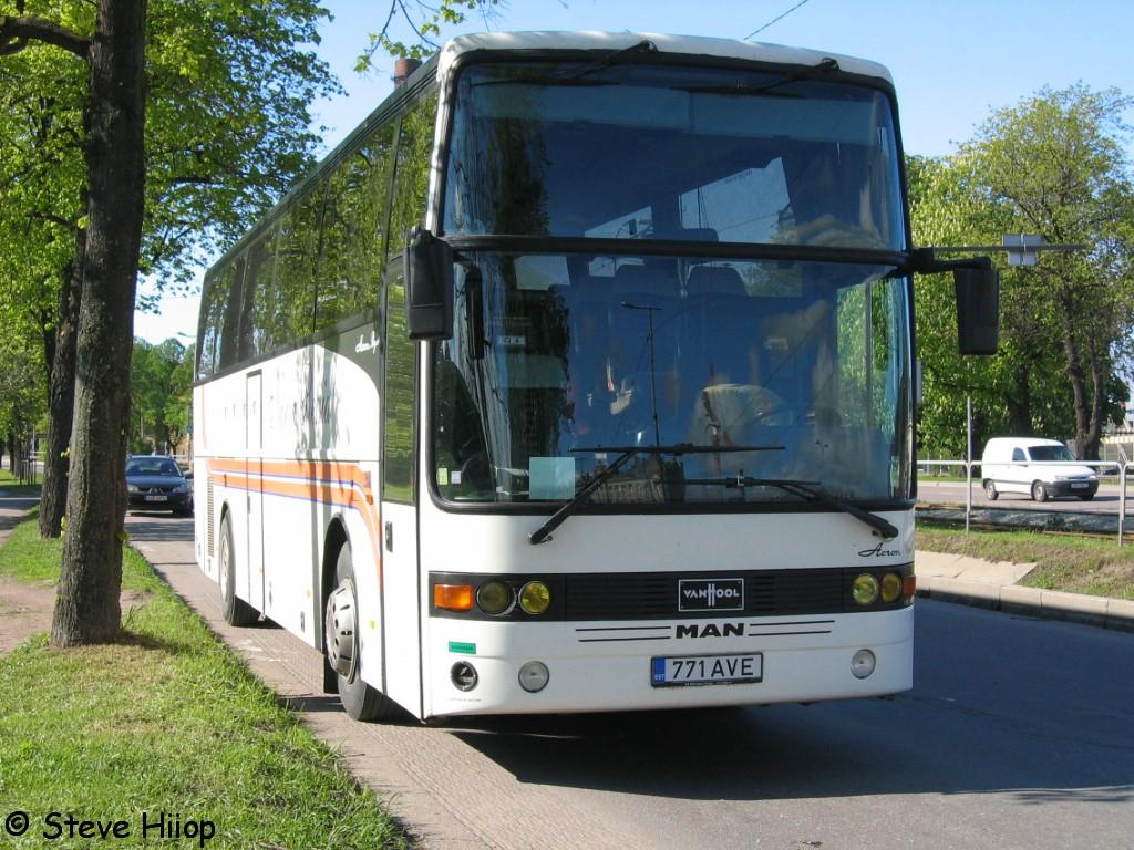 Narva, Van Hool T815 Acron № 771 AVE