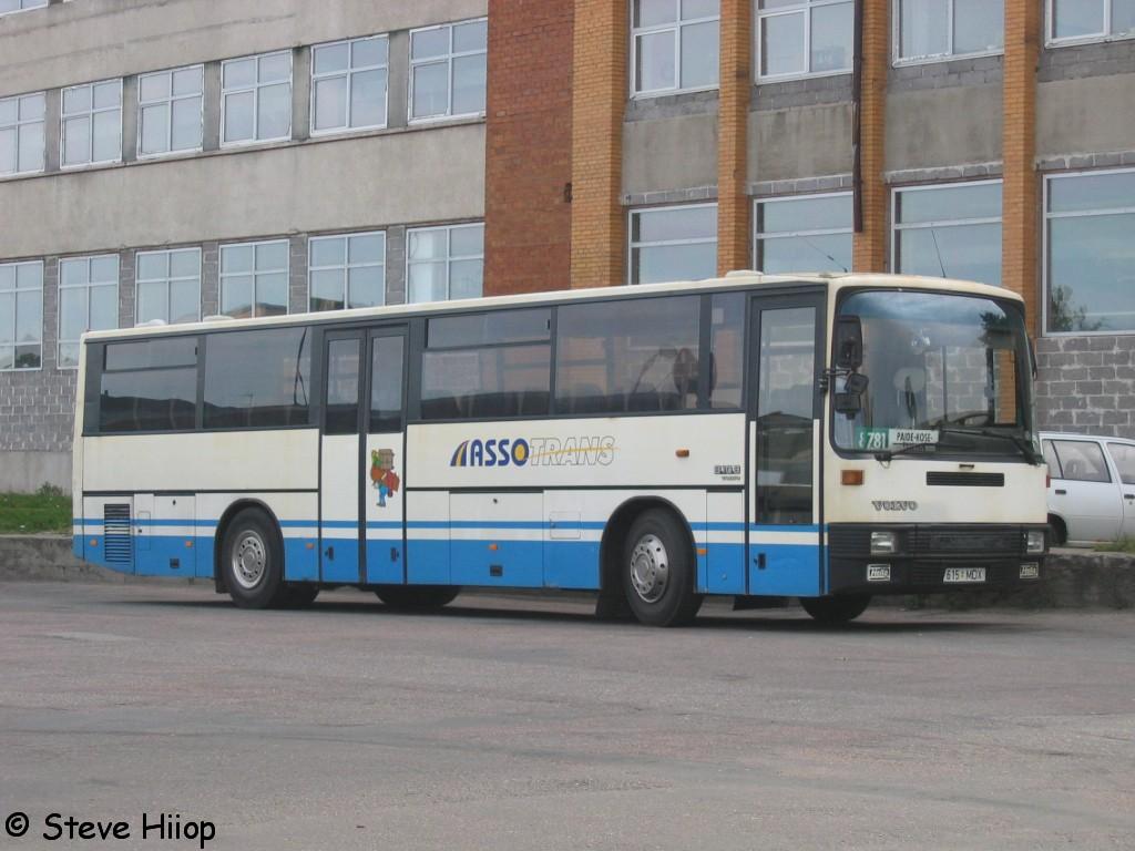 Paide, Steyr SBL12 № 615 MDX