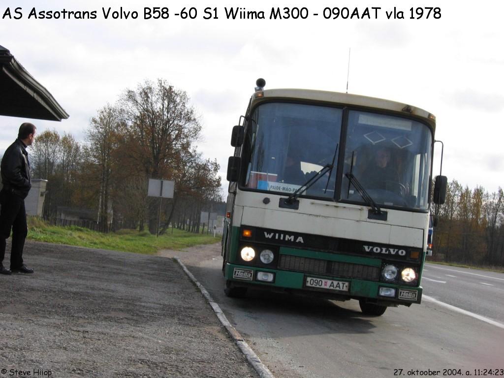 Paide, Wiima M300 № 090 AAT