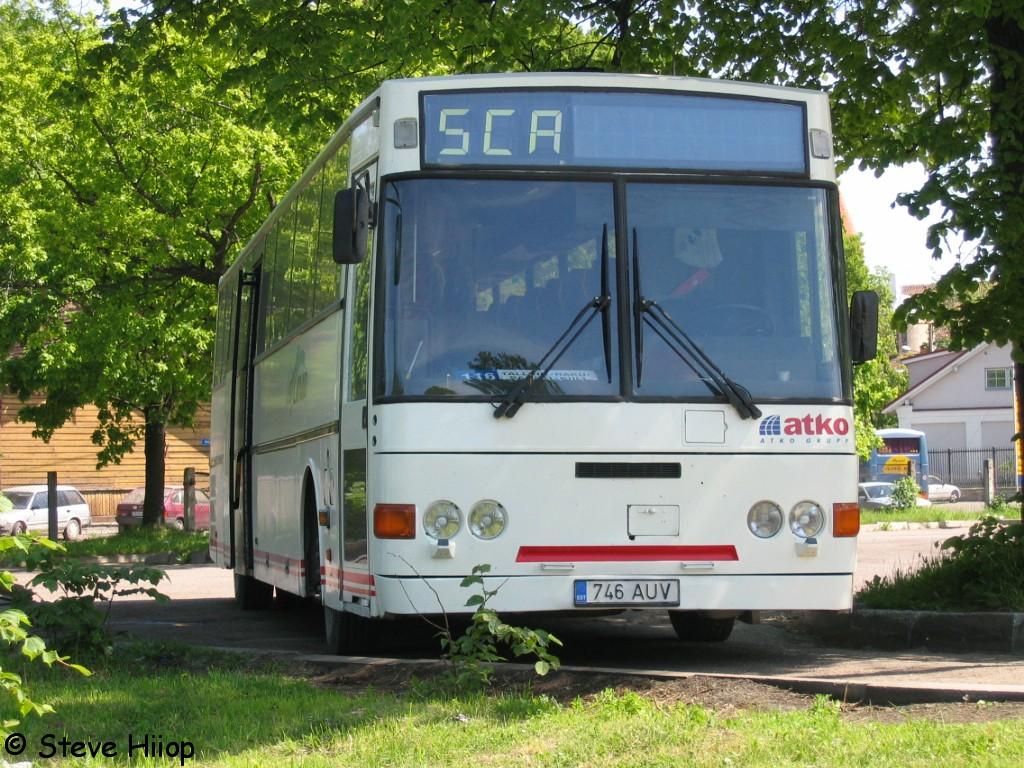 Tallinn, Ajokki Express № 746 AUV