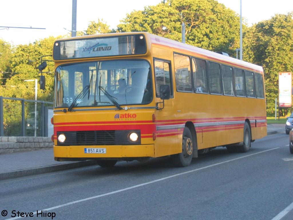 Tallinn, DAB № 851 AVS
