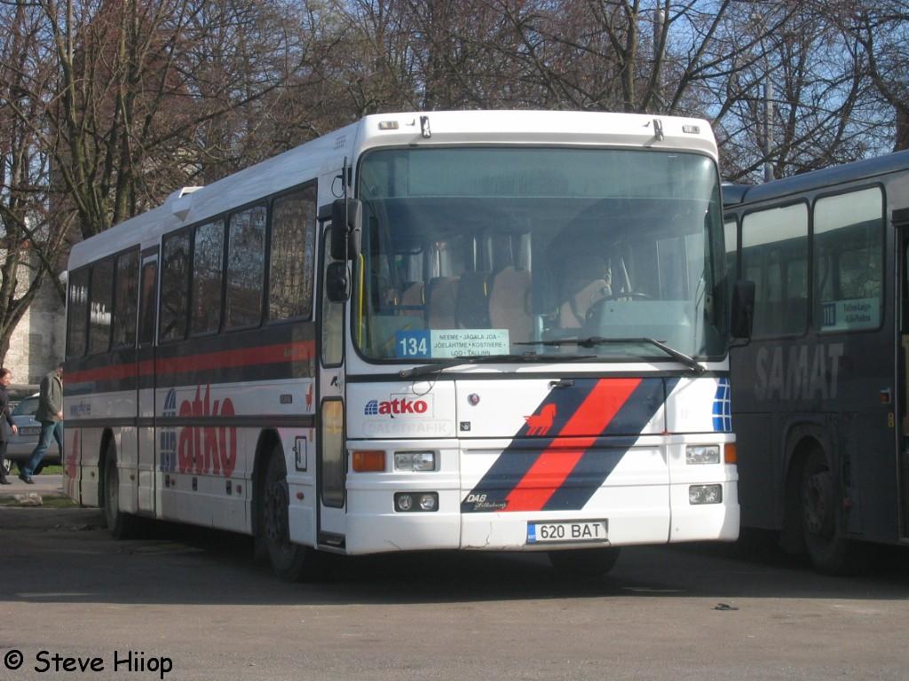 Tallinn, DAB 1350L № 620 BAT