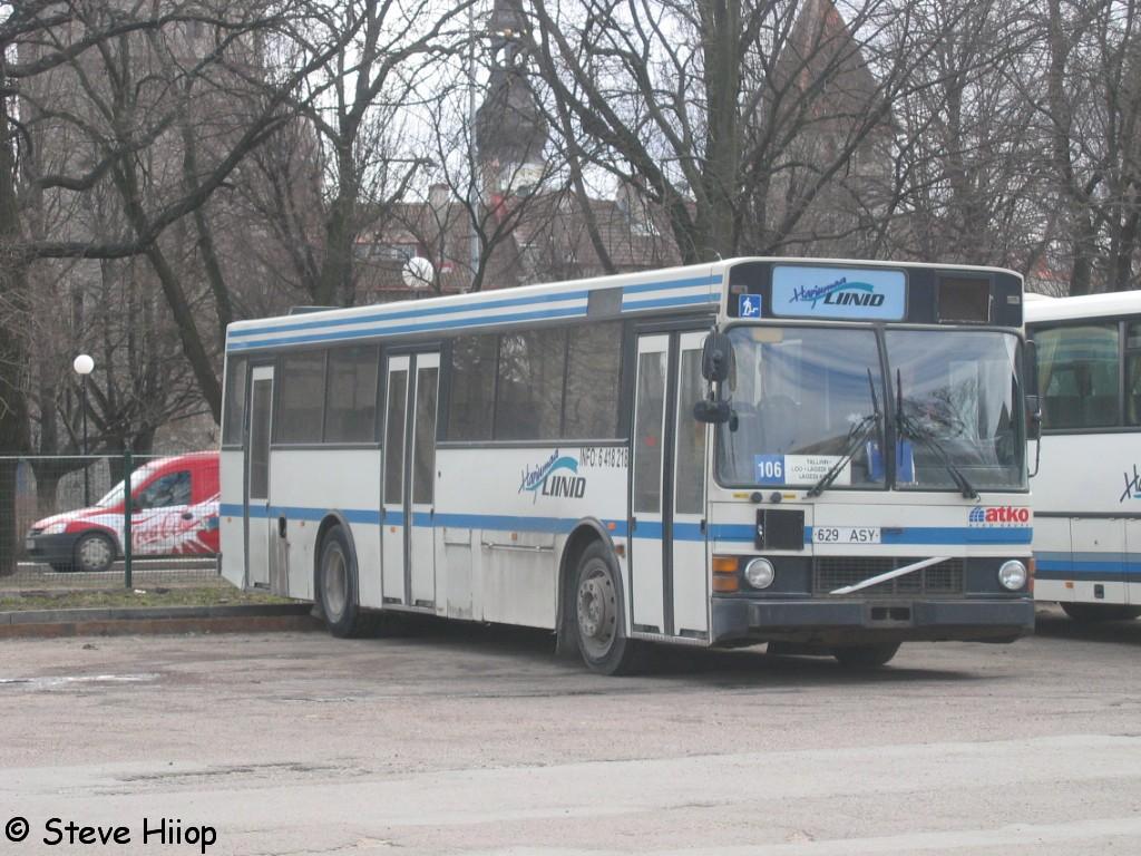 Tallinn, Wiima K202 № 629 ASY