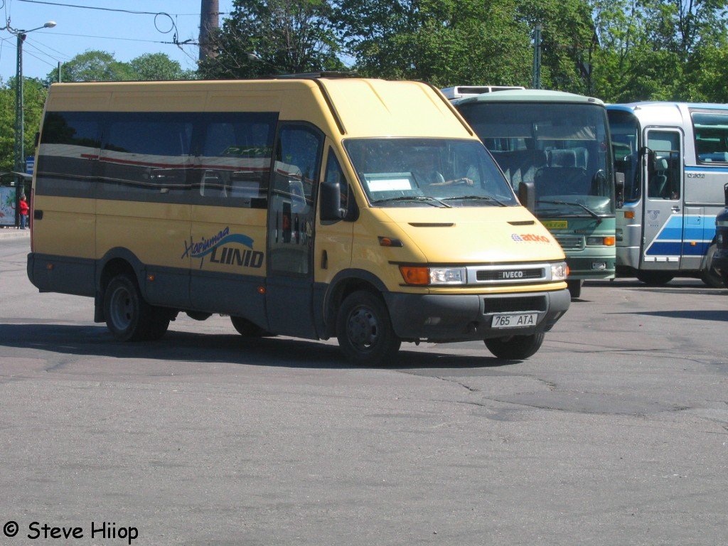 Tallinn, IVECO Daily 50C13V № 765 ATA