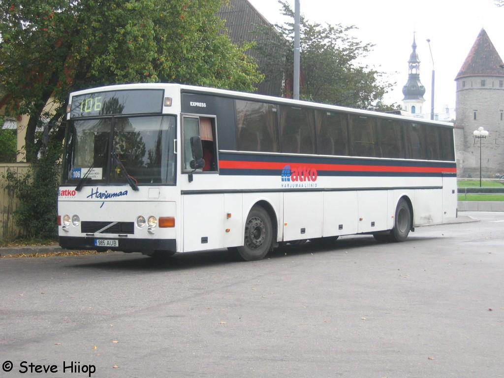 Tallinn, Ajokki Express № 985 AUB