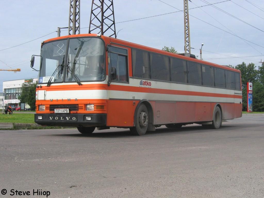 Tallinn, Wiima M305 № 737 APB
